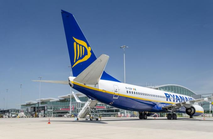 Ryanair uznaje związek zawodowy w Wielkiej Brytanii