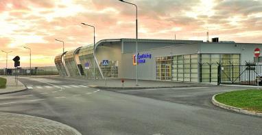Radom: Znamy chętnych na zaprojektowanie rozbudowy lotniska