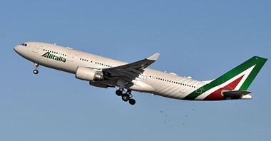 KE: Alitalia mogła bezprawnie skorzystać z pożyczki