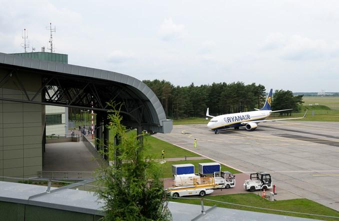 Bydgoskie lotnisko z rekordowym wynikiem za pierwsze półrocze