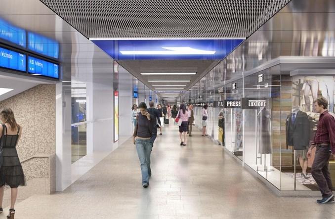 Dworzec jak lotnisko?