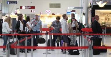 Tylko 1% Polaków ubiega się o odszkodowanie za opóźniony lot