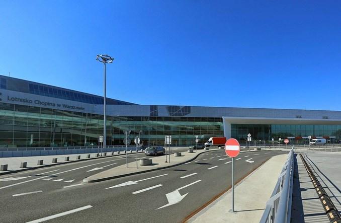 Lotnisko Chopina przygotowuje się na wizytę Trumpa