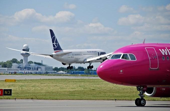 Szef Wizz Air prowokuje. Deklaruje przejęcie tras po ewentualnym bankructwie polskiego przewoźnika