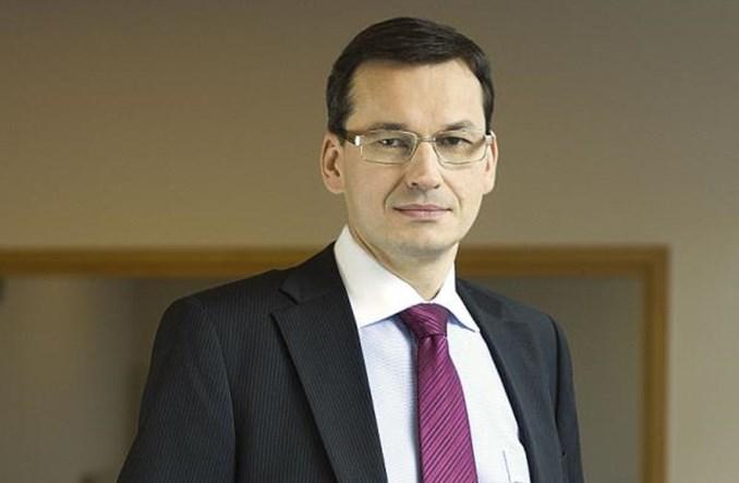Morawiecki: CPK będzie bijącym sercem Polski