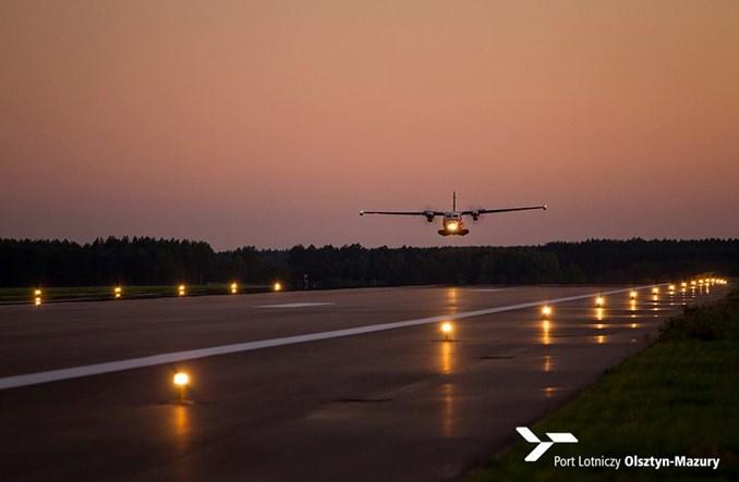Olsztyn: Imponujący wzrost liczby pasażerów w 2017 roku