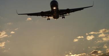 Eurocontrol: Polskie niebo bardziej zatłoczone i zanieczyszczone. Spadek liczby opóźnień