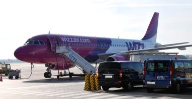 Wizz Air poleci z Poznania do Kijowa. Start za dwa dni
