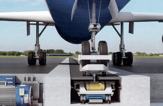 Wynalazek, który rozwiąże problemy lotnisk na całym świecie?