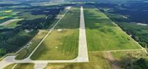Lotnisko w Babimoście z 130-proc. wzrostem pasażerskim